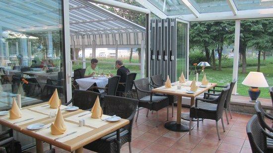 Best Western Seehotel Frankenhorst: Speisesaal