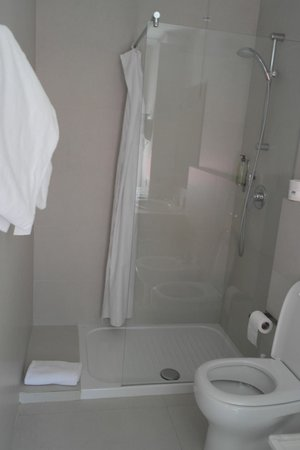 Hotel Genius Downtown : Room