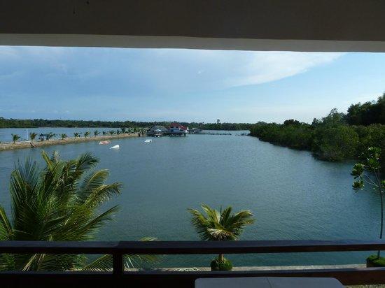 Papa Kit's Marina & Fishing Lagoon : View