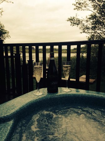 The Tranquil Otter: Our anniversary evening
