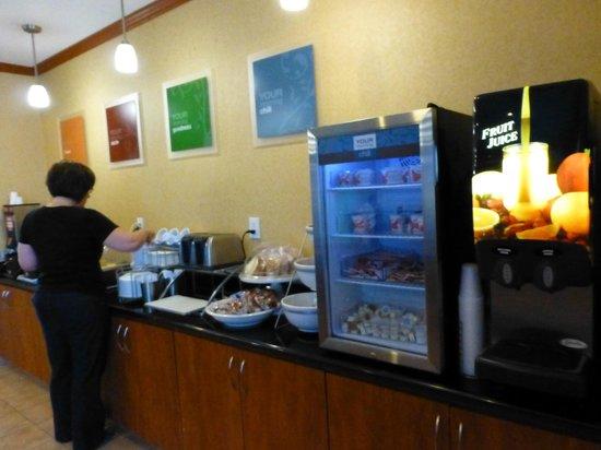 Mabank, TX: Frühstück