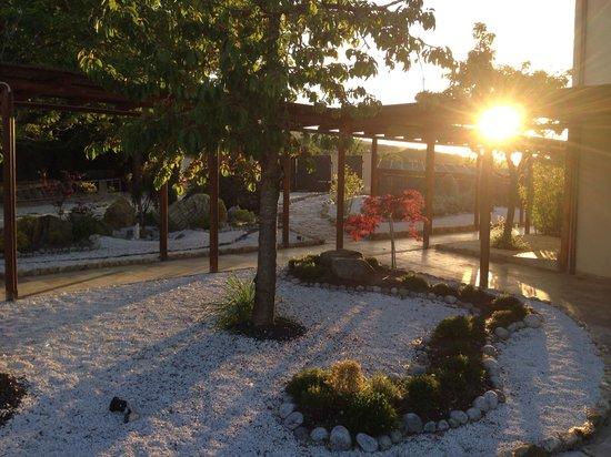 Sarteano, Ιταλία: Tramonto a fonte maya