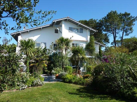 Maison arbolateia chambres d 39 hotes bidart frankrijk for Tripadvisor chambre hote