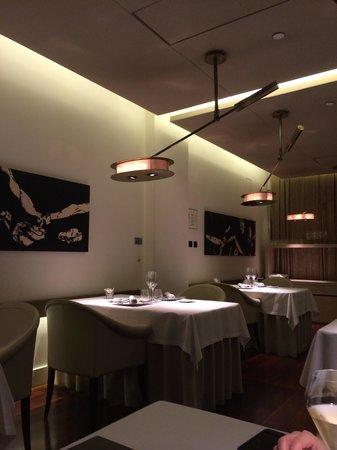ABaC Restaurant : Salle restaurant