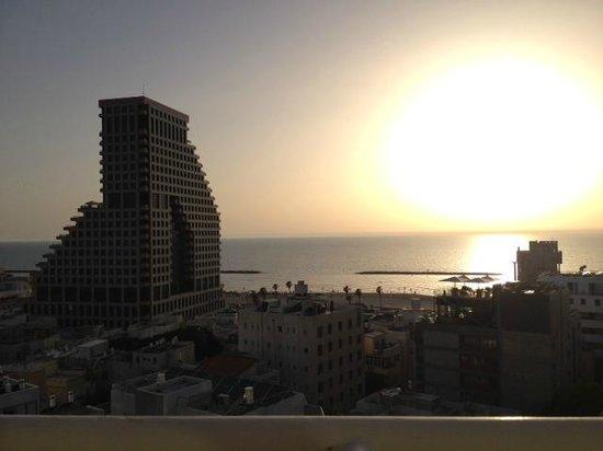 Mercure Tel-Aviv City Center: Vistas desde la 1102