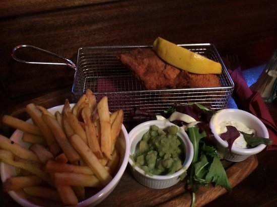Bad Bobs: Fish and Chips!