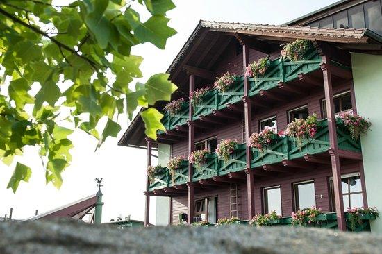 Spirit & Spa Hotel Birkenhof am Elfenhain: Außenansicht