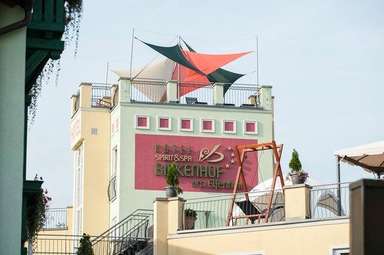 Spirit & Spa Hotel Birkenhof am Elfenhain (Ferienhotel Birkenhof KG): Außenansicht