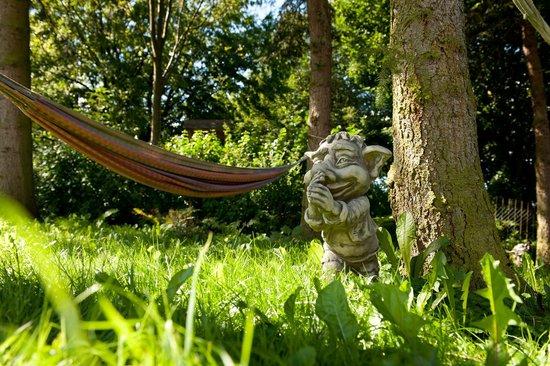 Spirit & Spa Hotel Birkenhof am Elfenhain (Ferienhotel Birkenhof KG): Ruheoase outdoor