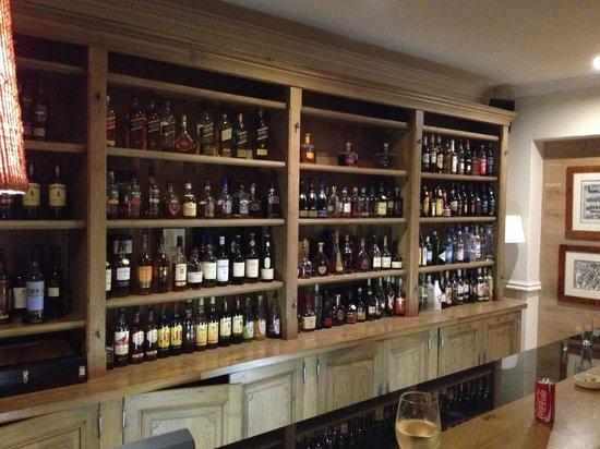 Lanzerac Hotel & Spa: Bar