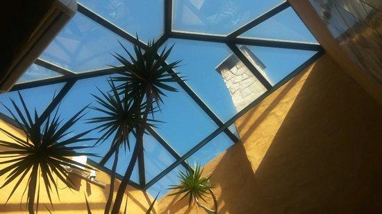 Hotel La Torre: Patio interior del hotel