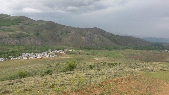 Kop Dagi Kis Turizm Merkezi: Cigdemlik köyü