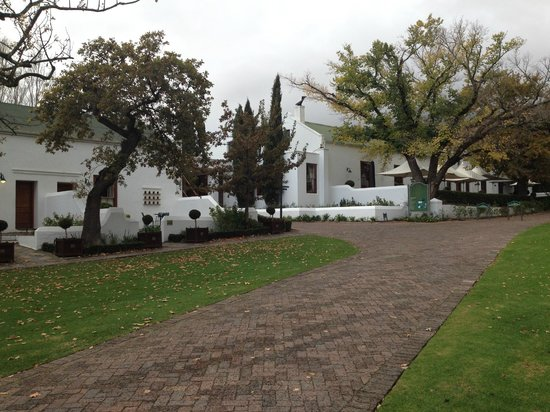 Lanzerac Hotel & Spa: Main House 2