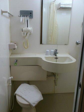 Zodiak @ Paskal: Bathroom amenities