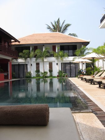 Suorkear Boutique Hotel & Spa: pool