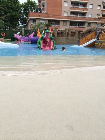 Evenia Olympic Park: Kids pool ��