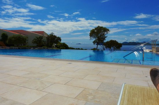Valamar Argosy Hotel : The out door pool