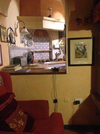 B&B Casa Camilla: sala colazione