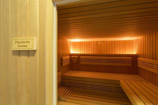 Hotel Am Moosfeld: Finnische Sauna