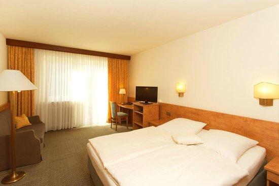 Hotel Am Moosfeld: Standard Doppelzimmer