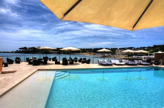 Baie Dorée Hotel : PISCINE EXTERIEURE