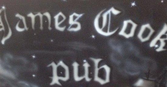 R.A.D. Pub James Cook pub