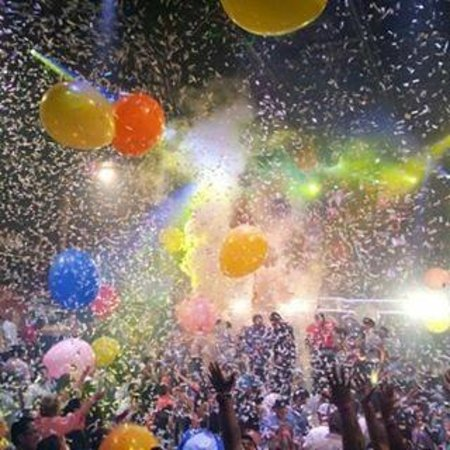 Coco Bongo Playa del Carmen : Festa!!!! :)