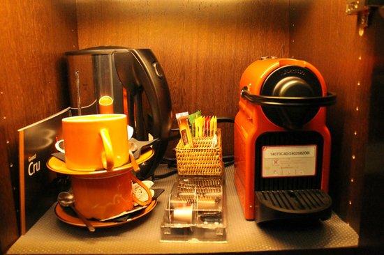 Charming House DD724 : Coffee Amenity