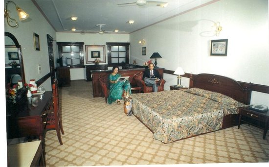 Amar Inn Hotel: Royal Suite