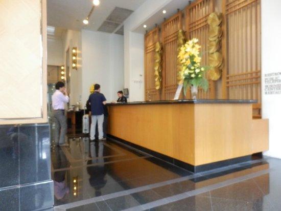 Grande Centre Point Hotel Ploenchit: Reception