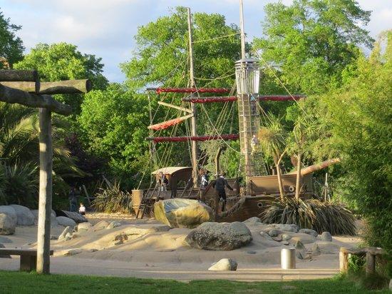 Thistle Kensington Gardens: Princess Diana Memorial Playground