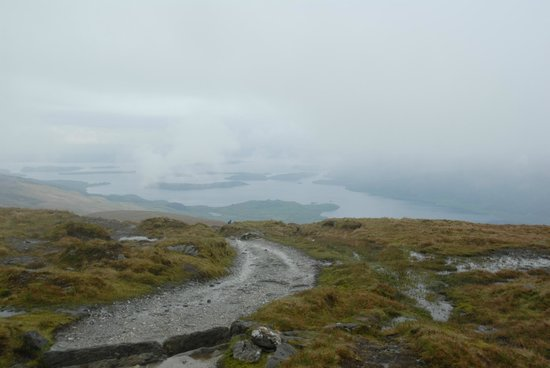 Ben Lomond: Loch Lomond