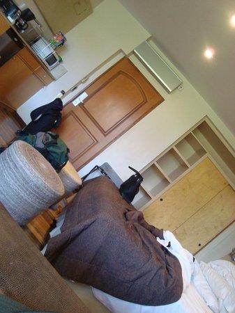 Rochester Hotel Bariloche: quarto