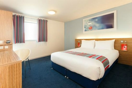 Travelodge Edinburgh Central Waterloo Place Hotel: Double Bedroom