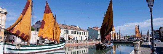 Lo spettacolo del museo galleggiante di cesenatico for Bagno zara