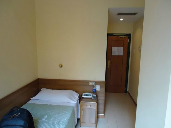 Igea Hotel : Einzelzimmer