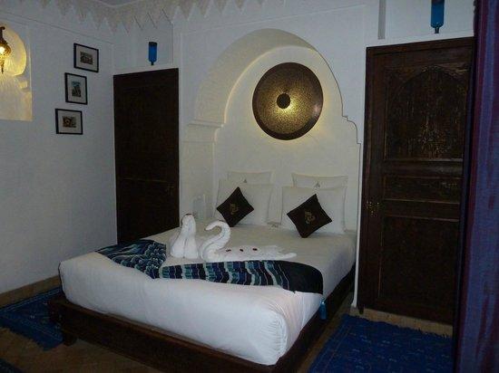 Riad Charme d'Orient : Chambre