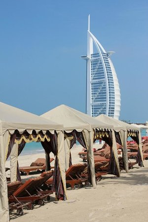 Jumeirah Dar Al Masyaf at Madinat Jumeirah : Beach views