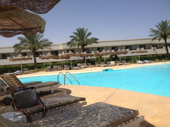Viva Sharm Hotel : Pool side