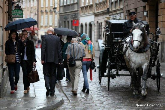 Ibis Warszawa Stare Miasto - Old Town: Старый город