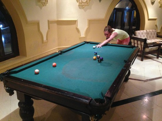 Viva Sharm Hotel: Pool table