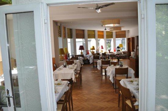 Hotel&Villa Auersperg: sala per le colazioni