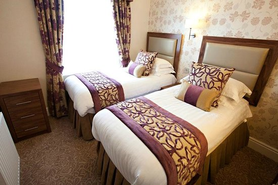 The Skiddaw Hotel: Twin room