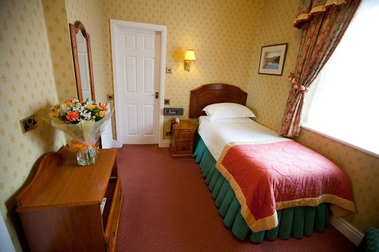The Skiddaw Hotel: Standard single room