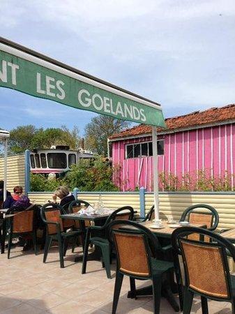 Les Goélands : ресторан