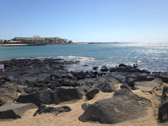 Be Live Experience Lanzarote Beach: seafront