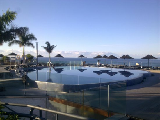 Barcelo Santiago: crackin views from pool area wow