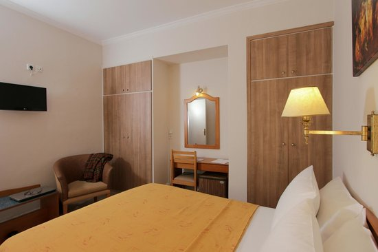 Pan Hotel: Single-Twin Room