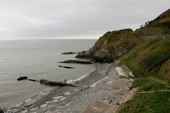 The Bray to Greystones Cliff Walk: Cliff walk