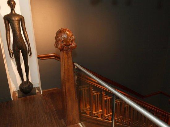 Bohem Art Hotel: Dining room